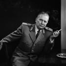 Yugoslav President Josip Broz Tito