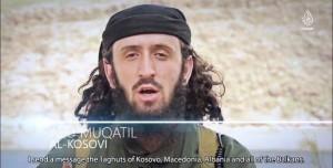 Still of IS propaganda video