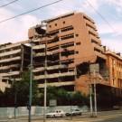 Former Yugoslav Military Headquarters in Belgrade