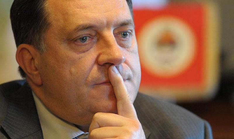 President of Republika Srpska Milorad Dodik