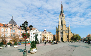 Novi Sad Square