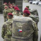 Increasing NATO drills in East European member states.