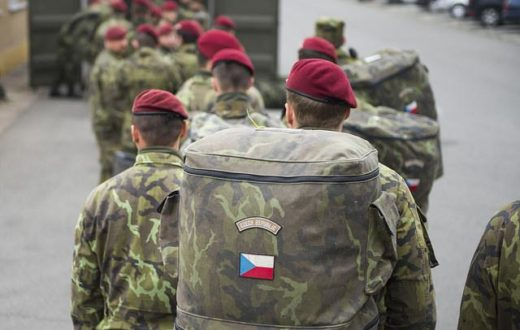 Increasing NATO drills in East European member states.
