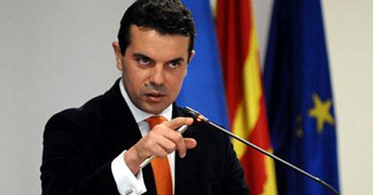 Ex-Foreign Minister Nikola Poposki