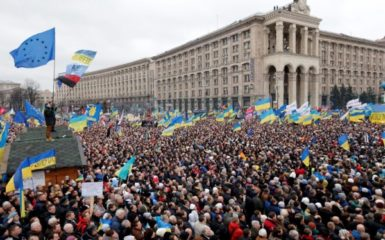 The 2013-14 Euromaidan protests in Kyiv