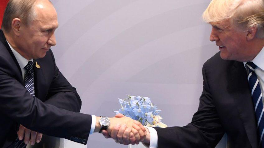 Just a Friendly Handshake?