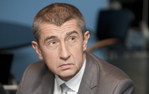 The winner of the Czech elections Andrej Babis